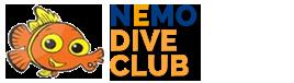 Nemo Dive Club Logo